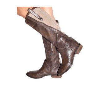 {Sam Edelman} Patrice Leather Riding Boots